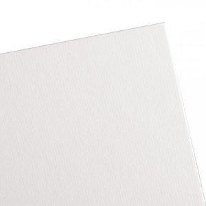 200244201 - Contrecollé Ingres Vidalon® 80x120 0,8mm, âme blanche, coloris blanc 1