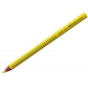 110907 - Crayon de couleur Jumbo Grip, jaune de cadmium