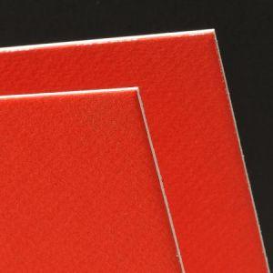 200324443 - Contrecollé Mi-Teintes® 80x120 1,5mm, coloris coquelicot 506
