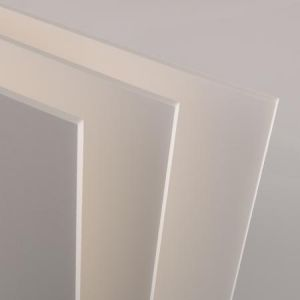 205154405 - Feuille Carton Plume® 70x100 10mm, blanc