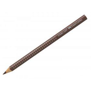 110976 - Crayon de couleur Jumbo Grip, brun Van Dycke