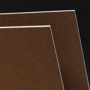 200334457 - Contrecollé Mi-Teintes® 80x120 1,5mm, coloris marron foncé 501
