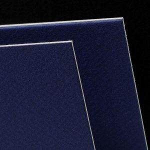 200324465 - Contrecollé Mi-Teintes® 80x120 1,5mm, coloris bleu indigo 140
