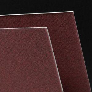 200334458 - Contrecollé Mi-Teintes® 80x120 1,5mm, coloris lie-de-vin 503