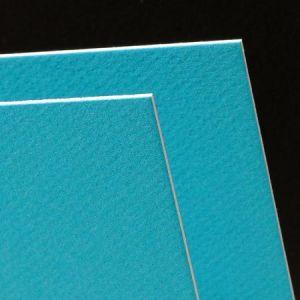 200324442 - Contrecollé Mi-Teintes® 80x120 1,5mm, coloris bleu turquoise 595