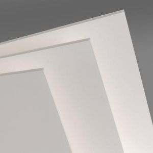 205154410 - Feuille Carton Plume® 100x140 5mm, blanc