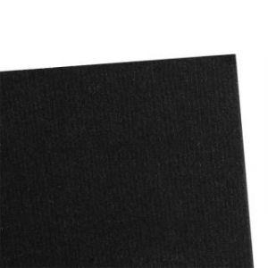 200604411 - Contrecollé Ingres Vidalon® 80x120 1,5mm, âme blanche, coloris noir 50