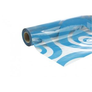 254007C - Rouleau de film Polyfine imprimé, 35 µ, 50m x 0,70m