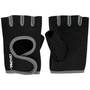 Gants de gymnastique Neoprene - Black / Grey - Taille S-M