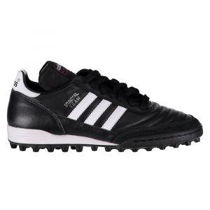 adidas Mundial Team, Chaussures de Football Adulte Mixte, Noir (Black/Running White Ftw/Red), 46.67 EU