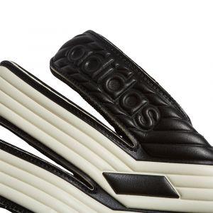Gants de gardien de foot Tiro Lge - White / Black - Taille 7
