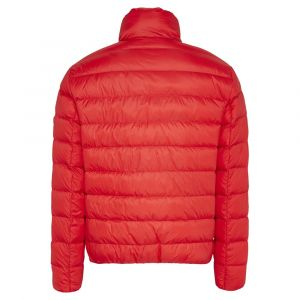 Tommy Jeans Packable Light Down M Deep Crimson - Deep Crimson - M