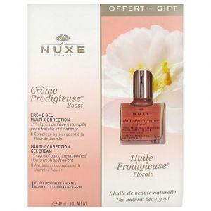 Nuxe Prodigieuse Boost Gel Cream 40ml + Oil Prodigieuse Floral 10ml One Size - One Size