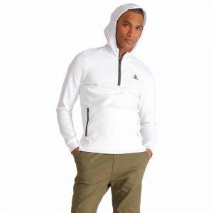 Sweatshirts Le-coq-sportif Tech Hoody 1/2 Zip - New Optical White - XXL