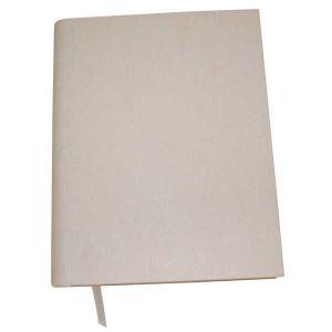 Livre d'or Cérémonie à spirale cachée 15x21cm - 100 feuillets crème 100 g - F009320
