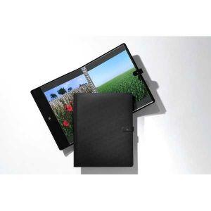 Book rechargeable à spirale Pampa 24x32 Portrait + 10 pochettes polyester 508 - 143P2432