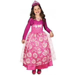 Costume Princesse Barbie™ Rose