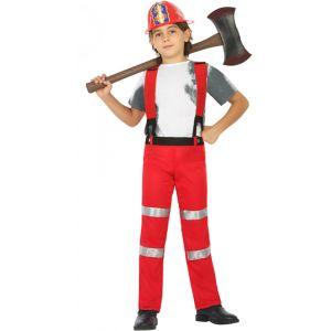 Déguisement Sapeur-Pompier - Enfant