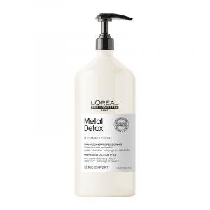 Shampooing Metal Detox L'Oréal Professionnel 1,5L
