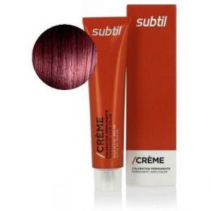 Subtil Crème Rouge N°5.66 Châtain Clair Rouge Intense 60 ML
