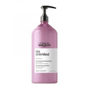 Shampooing Liss Unlimited L'Oréal Professionnel 1,5L
