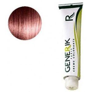 Générik Coloration Sans amoniaque N°6.66 Blond Foncé Rouge Intense 100 ML