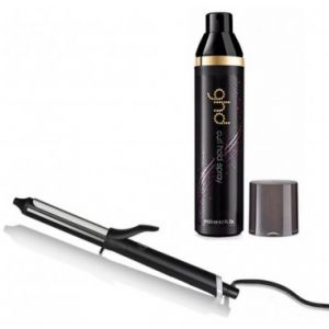 Pack ghd Curve Tong Classic Curl + Spray de maintien des boucles ghd