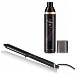 Pack ghd Curve Classic Wave Wand + Spray de maintien des boucles ghd
