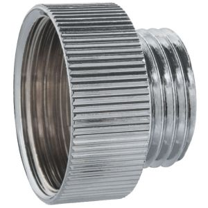 Adaptateur de flexible laiton - M 1/2' F 3/4' - Disflex