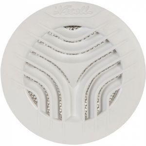 Grille d'aération ronde - Ø 132 mm - Avec moustiquaire - Girpi