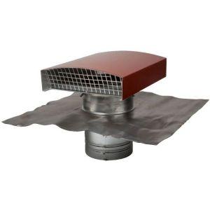 Sortie de toit finition tuile - Ø 150 mm - VMC double flux - Anjos
