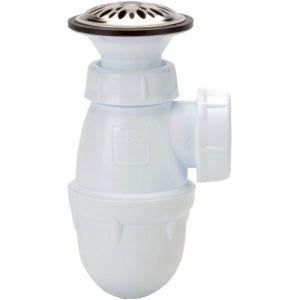 Combiné bonde et siphon pour urinoir - Nicoll