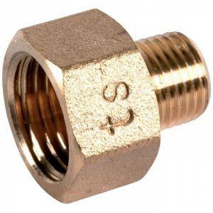 Raccord laiton hexagonal réduit à visser - M 3/4' - F 1'1/4 - 246G - Thermador