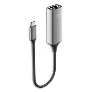 Adaptateur Mobility Lab usb-c ethernet - gris sidéral