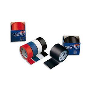 Toile adhésive Rubafix plastifiée et imperméable rouleau de 19mmx 3m - blanc