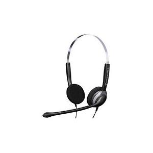 Sennheiser SH250 casque-micro anti distorsion - 2 écouteurs