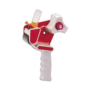 Dévidoir pistolet Viso pour ruban adhésif d'emballage - pour rouleau 66m ou 100m