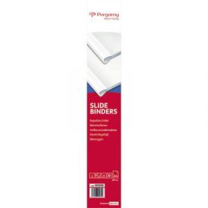 Baguettes à relier Pergamy - 3 mm - boîte de 25 - transparent