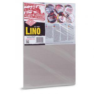 Plaque de linoléum, 30,5 x 20,3 cm - 2 plaques, Paquet de 2 pièces, 3,2 mm