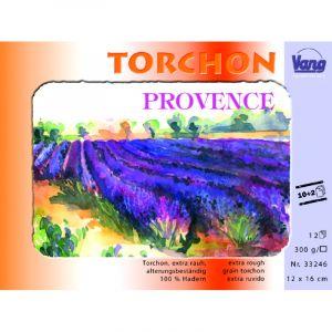 Bloc de papier aquarelle Vang Provence, 30x40cm, 30x40cm 10 feuilles