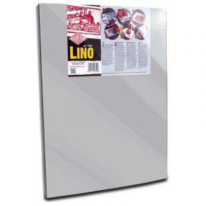 Plaque de linoléum, 40,6 x 30,5 cm - 2 plaques, Paquet de 2 pièces, 3,2 mm