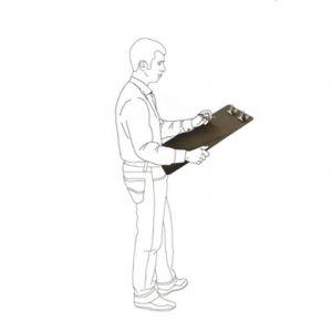 Planche à dessin Cappelletto, 57x63cm