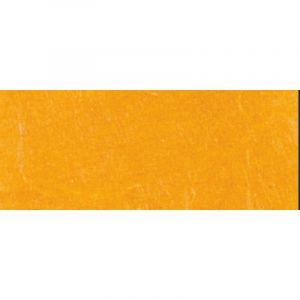 Papier de soie de paille Pulsar, 50 x 70cm - 25g/m² - Feuille, Orange