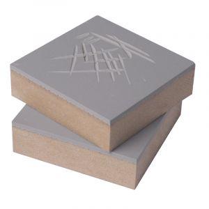 Linoléum Essdee, 30 cm x 30 cm, 30x30cm, 5 plaques