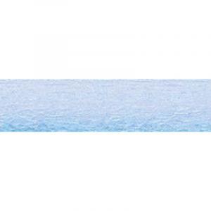 Papier crépon Maildor 40 en rouleau, 50cmx2m - 30g/m², Bleu ciel