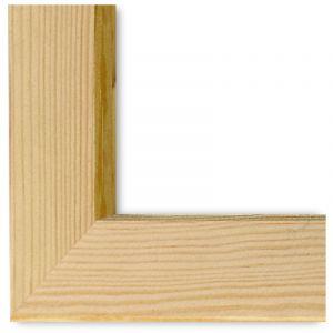 Cadre en bois Atelier 40, 80x100cm, pinmature-moulure30/32