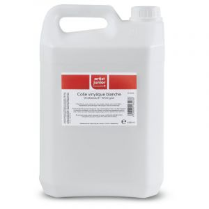 Colle vinylique blanche Artist Junior, 5L