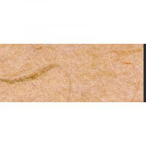 Papier de soie de paille Pulsar, 50 x 70cm - 25g/m² - Feuille, Sable