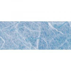 Papier de soie de paille Pulsar, 70 x 150cm - Rouleau, Bleu ciel
