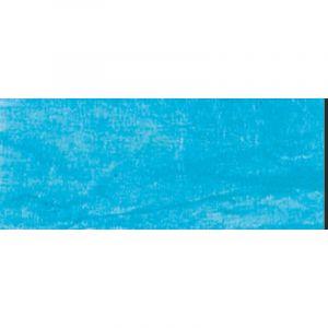 Papier de soie de paille Pulsar, 50 x 70cm - 25g/m² - Feuille, Turquoise indigo